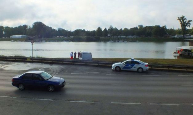 Meghalt az a 32 éves férfi, aki Szegeden, a hídról ugrott a Tiszába: K. András holttestét egy horgász találta meg