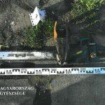 """""""Ha bejöttök, szét lesztek darabolva"""" – láncfűrésszel támadt a rendőrökre egy férfi Nógrád megyében"""