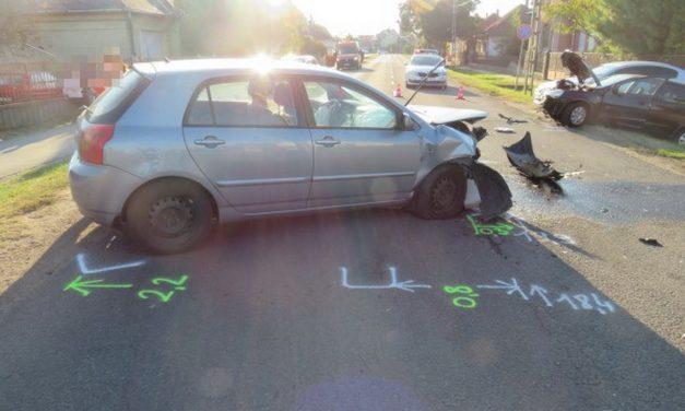 Két durva baleset is történt Jász-Nagykun Szolnok megyében, mindkettőt ittas sofőr okozta – Fotók a helyszínekről