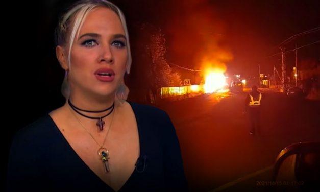 """""""Legyen neked könnyű a föld drága Karina!"""" – összetört Tóth Gabi, miután a Sztárban sztár leszek! 16 éves versenyzője halálra égett egy autóban"""