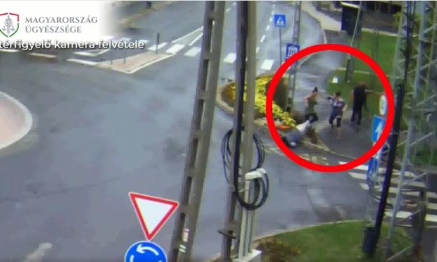 Az esernyő is előkerült, az utcán verekedett össze két nő és egy férfi