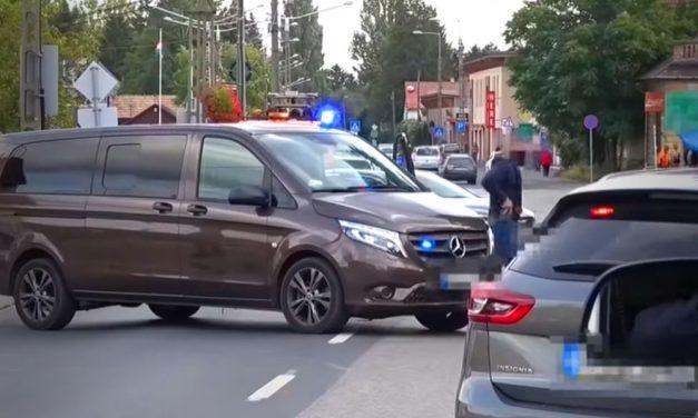 """""""Hirtelen megállt több autó és kiugrottak a kommandósok"""" – mondta a szemtanú, aki látta, hogyan fogták el az iszlám terroristát Tahitótfaluban"""